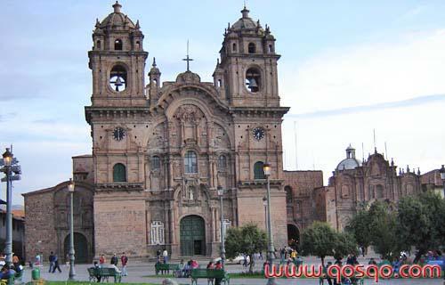 La Iglesia De La Compañía Una Joya Del Arte Barroco En: Qosqo, Capital Sagrada De Los Inkas